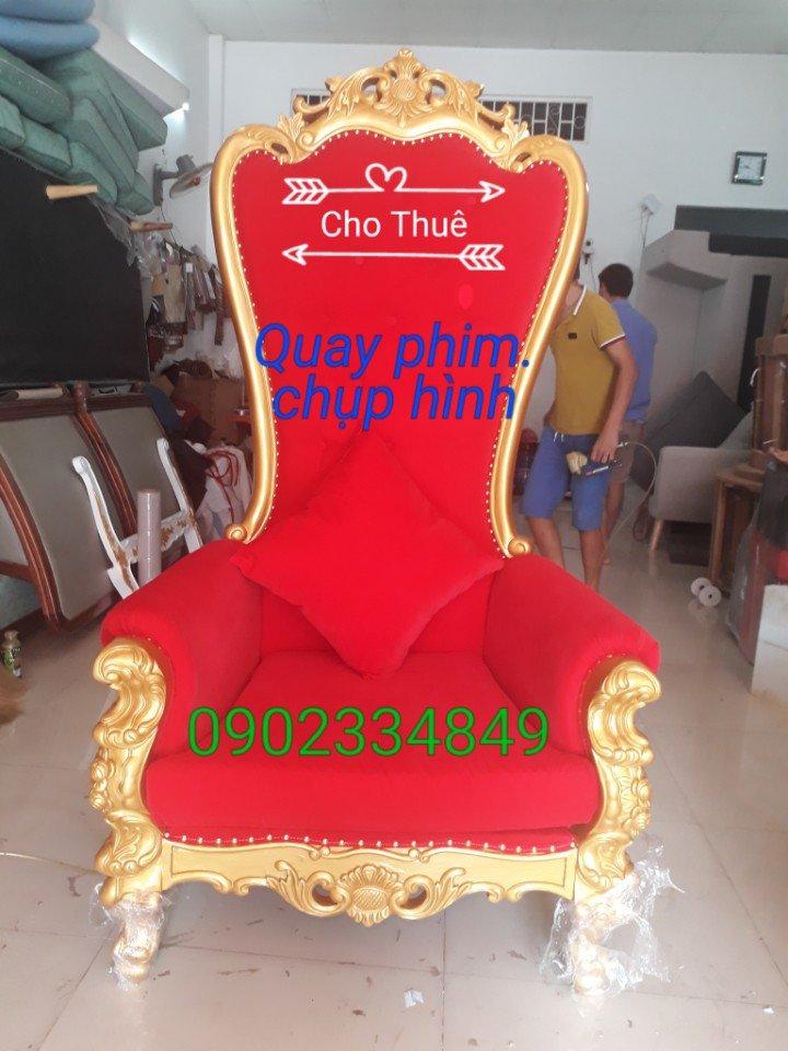 ghế hoàng gia
