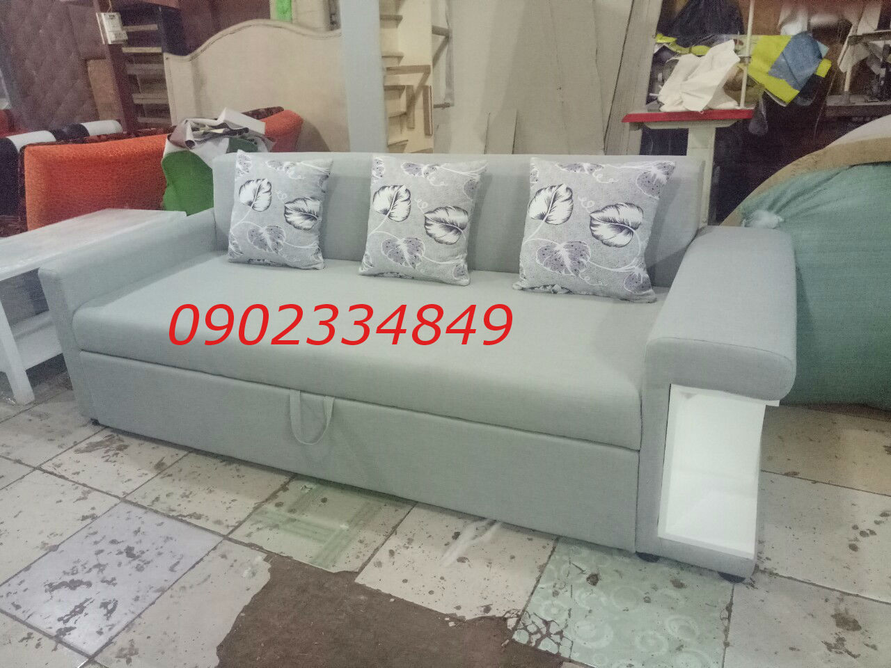 sofa giuong 2in1