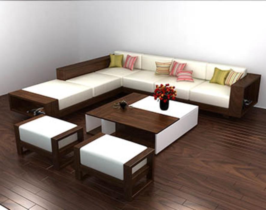 sofa go an tuong